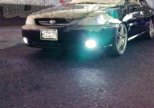 2003 2004 2005 Kia Rio VHO HID Xenon Conversion Kit for Fog Lamps Driving Lights Foglamps Foglights