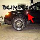 2002-2009 Saturn Vue LED Side Markers Turnsignals Lights Turn Signalers Lamps Blinkers Signals