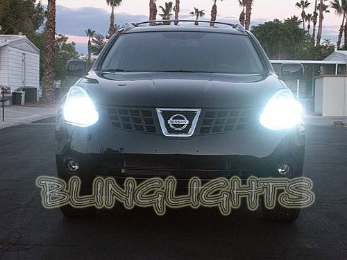 2008 2009 2010 2011 2012 Nissan Rogue Xenon 55 Watt HID Conversion Kit for Headlamps Headlights