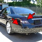2003 2004 Infiniti M45 Tint Protection Film for Smoked Taillamps Taillights Tail Lamps Lights