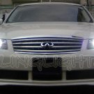2006 2007 2008 Infiniti M35 M45 Halogen White Bright Headlamps Bulbs Headlights Head Lamps Lights