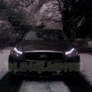 Infiniti M35 M45 LED DRL Head Light Strips Day Time Running Lamps 2006 2007 2008 2009 2010