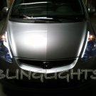 Acura RSX LED DRL Light Strips for Headlamps Headlights Head Lamps Day Time Running Strip Lights