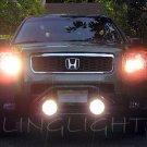 Honda Pilot Bumper Bar Off Road Auxiliary Driving Lights Lamps