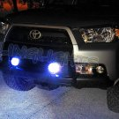 Toyota 4Runner Blue LED Grille Driving Lights Fog Lamps