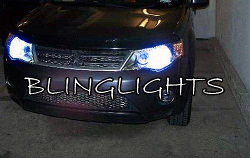 Mitsubishi Outlander HID Light Bulbs for OEM Xenon Headlamps Headlights Head Lamps Lights