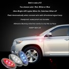 2008 2009 2010 Toyota Highlander LED Side Accent Marker Turnsignal Lamps Turn Signal Signaler Lights