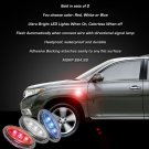 2011 2012 2013 Toyota Kluger LED Side Marker Accent Turnsignal Lights Turn Signal Signalers Lamps