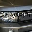 Range Rover Sport LED Strips Day Time Running Lamps Headlamps Headlights DRL Strip Lights