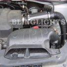 2009 2010 2011 Honda Pilot Cold Air Intake CAI Kit 3.5L V6 Motor 3.5 L Engine Performance