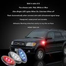 2001 2002 2003 2004 2005 2006 2007 Toyota Sequoia LED Side Markers Turnsignals Turn Signalers Lights