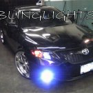 2007 2008 2009 Toyota Camry Xenon Fog Lamps Driving Lights Foglamps Foglights Kit