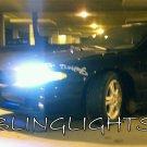 1996 1997 1998 1999 2000 Chrysler Sebring Bright Light Bulbs for Headlamps Headlights Head Lamps