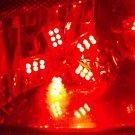 2001 2002 2003 2004 2005 2006 Chrysler Sebring Sedan LED Bulbs for Taillamps Taillights