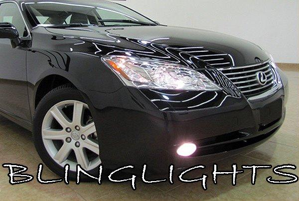 2007 2008 2009 Lexus ES350 Xenon Foglamps Foglights Driving Fog Lamps Lights Kit