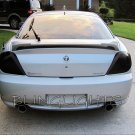Hyundai Tuscani Tinted Smoked Tail Lamp Lights Overlays Film Protection