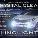 2011-2106 Kia Sportage LED Fog Lamps Driving Lights Kit