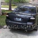 05 06 07 Mercury Montego Tint Smoke Taillamps Taillights Overlays Film Protection