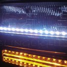 GMC Savana LED DRL Strips for Headlamps Headlights Head Lamps Day Time Running Lights