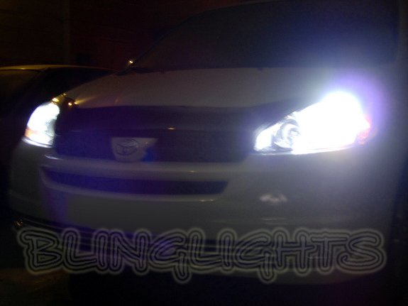 Toyota Sienna Xenon HID Conversion Kit for Headlamps Headlights Head Lamps Lights