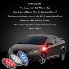 Chevrolet Chevy Cobalt LED Side Accents Markers Turnsignals Turn Signals Signalers Lights Lamps