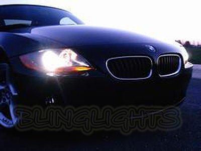 2003 2004 2005 2006 2007 2008 BMW Z4 JDM Low Beam Light Bulbs Headlamps Headlights Head Lamps Lights