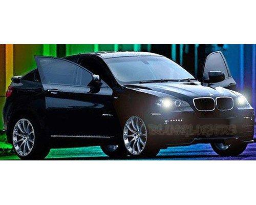 2008 2009 2010 2011 2012 BMW X6 e71 e72 OEM Replacement Xenon HID Light Bulbs Headlamps Headlights