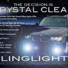 2006-2010 BMW X3 Sport LED Fog Lamps Driving Lights Kit e83