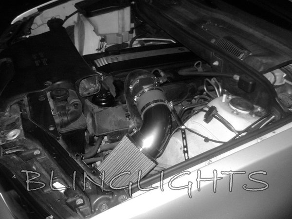 2000-2006 BMW X5 e53 3.0L I6 CAI Cold Air Intake Kit Engine Motor Performance Accessory