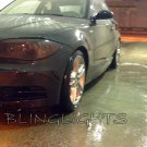BMW 1 Series E81 E82 E87 E88 F20 Tinted Film Headlamps Headlights Head Lamps Lights Smoked Overlays