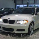 BMW 1 Series E81 E82 E87 E88 F20 White Low Beam Light Bulbs Headlamps Headlights Head Lamps Lights