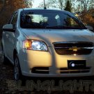 2009 2010 Pontiac G3 Wave Bright White Light Bulbs for Headlamps Headlights Head Lamps Lights