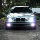 1996 1997 1998 1999 2000 BMW 5 Series E39 Xenon Fog Lamps Driving Lights Foglamps Foglights Kit
