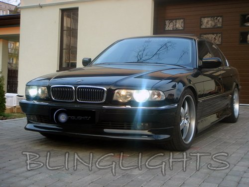 1994-2001 BMW 7 Series E38 Xenon HID Conversion Kit for Headlamps Headlights Head Lamps HIDs Lights