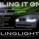 BMW 1 Series E81 E82 E87 E88 F20 LED DRL Strips Headlamps Headlights Head Lamps LEDs DRLs Lights