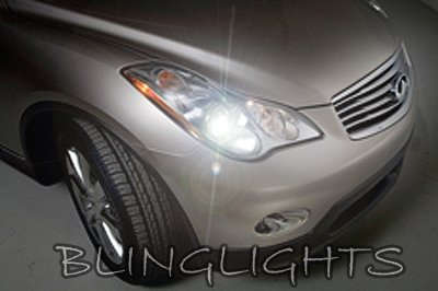 2008-2011 Infiniti EX35 Xenon HID Conversion Kit for Headlamps Headlights Head Lamps Lights