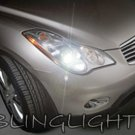 2008-2011 Infiniti EX35 Xenon HID Conversion Kit for Headlamps Headlights Head Lamps Lights