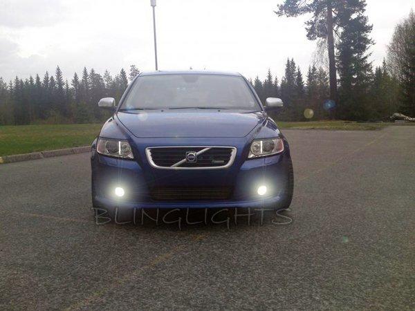 2005-2012 Volvo V50 Xenon Foglamps Foglights Drivinglights Driving Fog Lamps Lights Kit