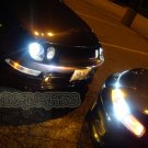 Acura Integra Bright White Headlamps Headlights Head Lamps Lights Replacement Light Bulbs