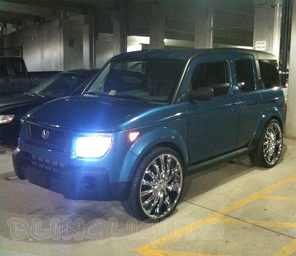 Honda Element Xenon HID Headlamp Conversion Kit ex lx dx sc headlights