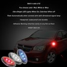 Dodge Grand Caravan LED Side Markers Turnsignals Accent Turn Signals Lights Signalers LEDs Lamps