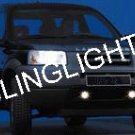 1997 1998 1999 2000 2001 2002 2003 2004 2005 2006 Land Rover Fog Lamps Driving Lights Foglamps Kit