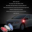 Honda Odyssey LED Flushmount Marker Lights Turn Signal Lamps Blinkers