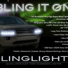 Land Rover LR2 LED DRL Head Light Strips Day Time Running Lamps