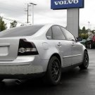 Volvo S40 Tinted Smoked Taillamps Taillights Overlays Film Protection