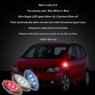 Volkswagen Touran LED Marker Turnsignals Lamps Turn Signals LEDs Signalers Markers Lights VW