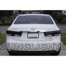2006-2010 Hyundai Sonata Tinted Smoked Taillamps Taillights Overlays Film Protection