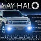 2007-2014 Chevrolet Suburban Halo Fog Lamp Driving Light Kit