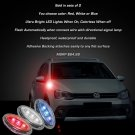 Volkswagen CrossPolo LED Side Marker Turnsignals Lamps Turn Signals LEDs Signalers Markers Lights VW