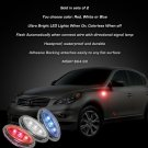 Infiniti EX35 LED Side Accent Marker Turnsignals Lights Lamps Turn Signals Signalers LEDs Markers